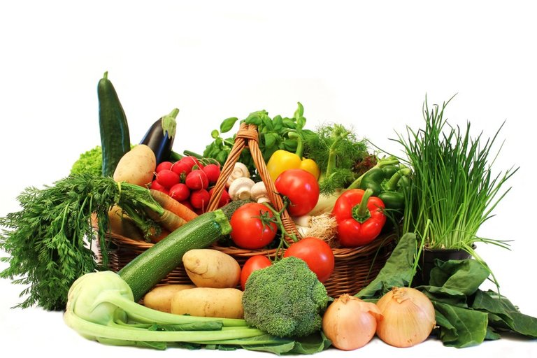 fresh vegeable