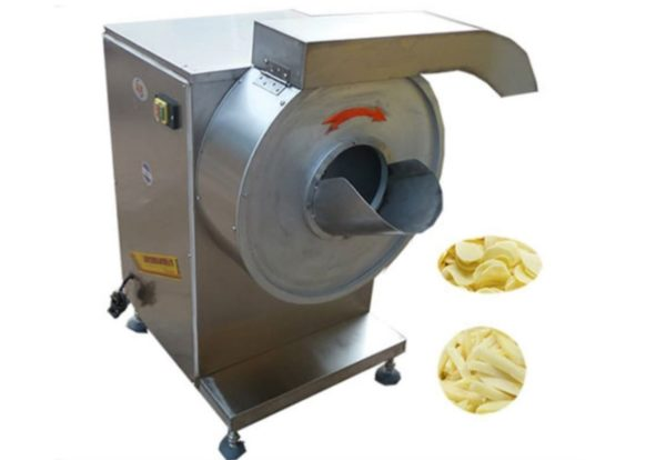 procesing potato machine