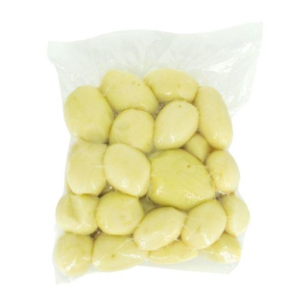 vakkumpakket kartofler til madlavning